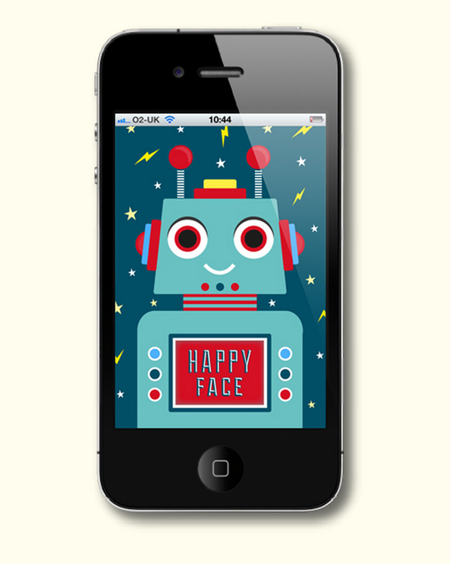 happy face app lucindaireland personal network