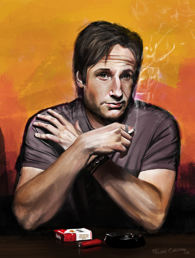 Hank Moody - Felipe Co...
